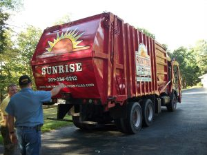 Recycling services for businesses